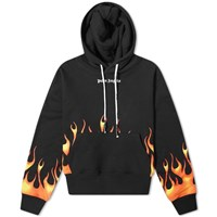Palm Angels Firestarter Hoody Black