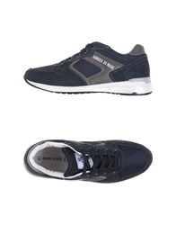 Armata Di Mare Footwear Low Tops And Trainers Men Dark Blue