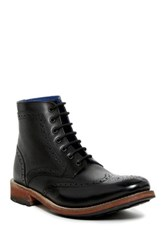Ted Baker Sealls 2 Wingtip Boot Black