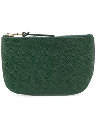 Visvim Zip Wallet Green
