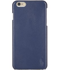 Polo Ralph Lauren Iphone Case Cobalt Blue