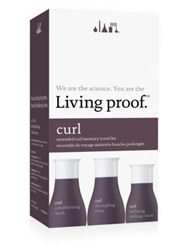 Living Proof Curl Travel Kit No Color