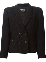 Chanel Double Breasted Jacket