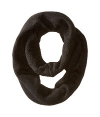 Hat Attack Double Microfur Eternity Black Scarves