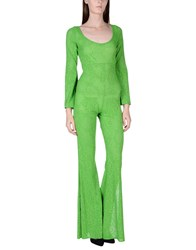 Fisico Jumpsuits Light Green