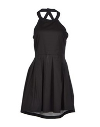 Aimo Richly Short Dresses Black