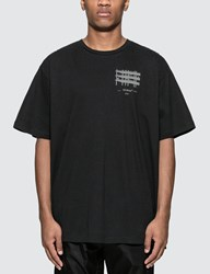Off White Industrial T Shirt Black