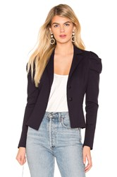 Amanda Uprichard Angelique Blazer Navy