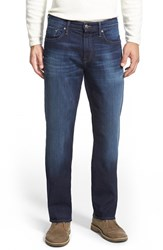 Mavi Jeans Men's Big And Tall 'Myles' Straight Leg Dark Williamsburg