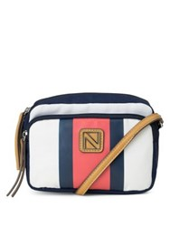 Nautica Seaside Mini Crossbody Bag Indigo