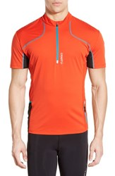 Men's Craft 'Trail' Moisture Wicking Stretch Cycling Jersey