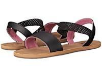 Vans Marina Black Ibis Rose Women's Sandals