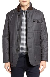 Bugatchi Men's Wool Jacket