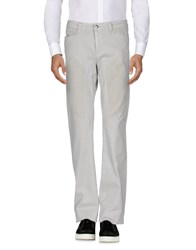 9.2 By Carlo Chionna Casual Pants Light Grey