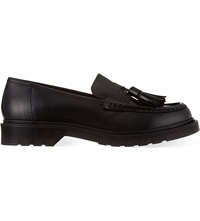 Kg By Kurt Geiger Louis Leather Loafers Black