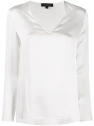 Antonelli Palmer V Neck Top 60
