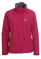 Salomon Elemental Ad Outdoor Jacket Mystic Purple