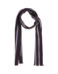 Gianfranco Ferre' Accessories Oblong Scarves Men Cocoa