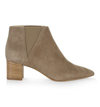 Hobbs Florence Ankle Boot Beige
