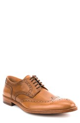 Gordon Rush Keegan Wingtip Cognac