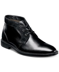 Stacy Adams Men's Delaney Chukka Boots Men's Shoes Black