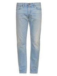 Simon Miller M001 Copen Skinny Fit Jeans Light Blue