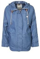 Ragwear Petrie Summer Jacket Blue