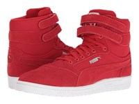 Puma Sky Ii Hi Core Barbados Cherry Men's Shoes Red