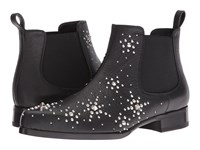 Alexander Mcqueen Sti.To Pelle S.Cuoio Black Black Women's Pull On Boots