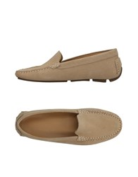 Swamp Loafers Beige