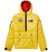 Tommy Jeans 6.0 Popover Puffer Jacket M1 Yellow