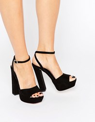 Asos Hit List Platforms Black