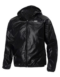 Helly Hansen Packable Track Jacket Black
