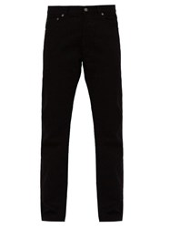 Berluti Slim Fit Jeans Black