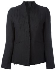 Thom Krom Creased Blazer Black