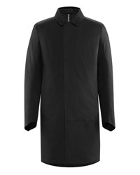 Arcteryx Veilance Galvanic Spread Collar Coat Black