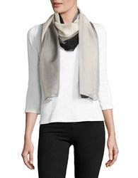 Cejon Sheer Ombre Scarf Black