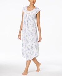 Charter Club Lace Trim Nightgown Only At Macy's