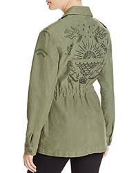 Mother The Veteran Jacket Military Green