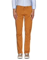Maison Clochard Trousers Casual Trousers Men Brown