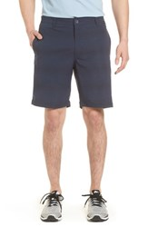 Travis Mathew Tepic Shorts Heather Blue Nights