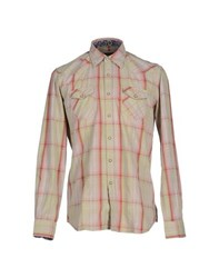 Altea Shirts Shirts Men Beige