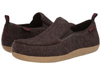 Giesswein Innsbruck Dark Brown Slippers