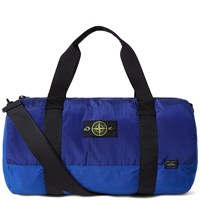 Porter Yoshida And Co. X Stone Island Boston Bag Blue