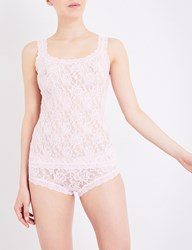 Hanky Panky Signature Stretch Lace Camisole Bliss Pink