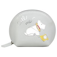 Radley Call Me Leather Small Zip Around Coin Purse Pond