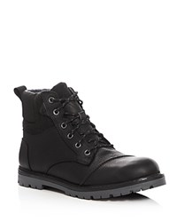 Toms Ashland Waterproof Boots Black