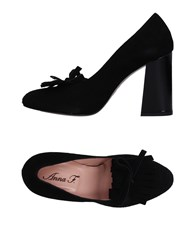 Anna F. Loafers Black
