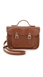 Cambridge Satchel 11'' Satchel With Top Handle Vintage