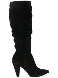 Kennel Schmenger And Pointed Boots Black
